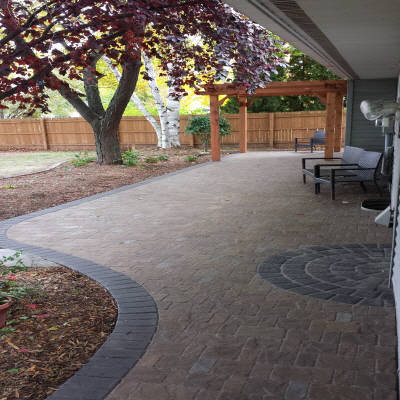 Landscapes and Hardscapes by Landscape Medics of Green Bay